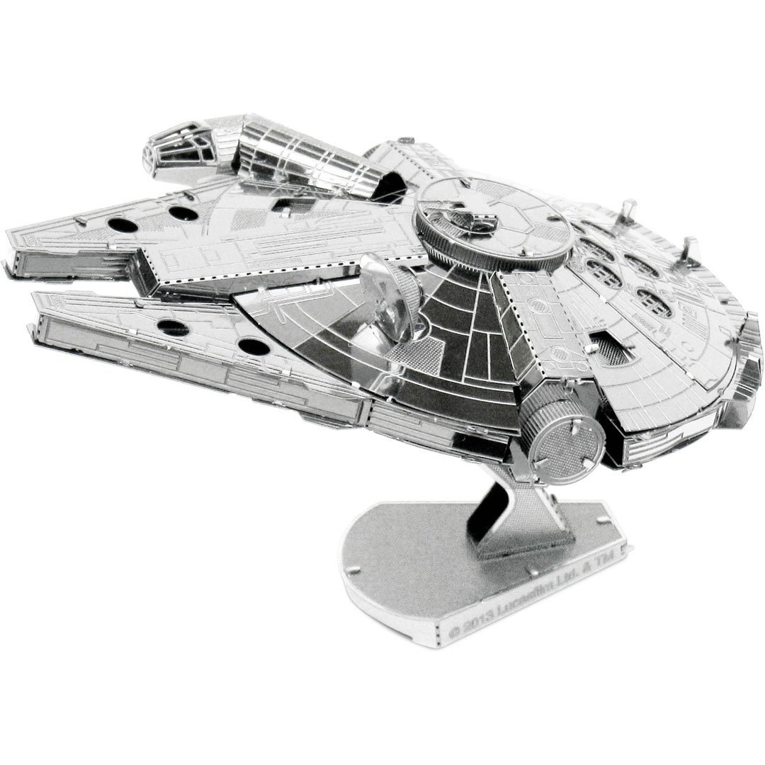 millenium falcon metal earth