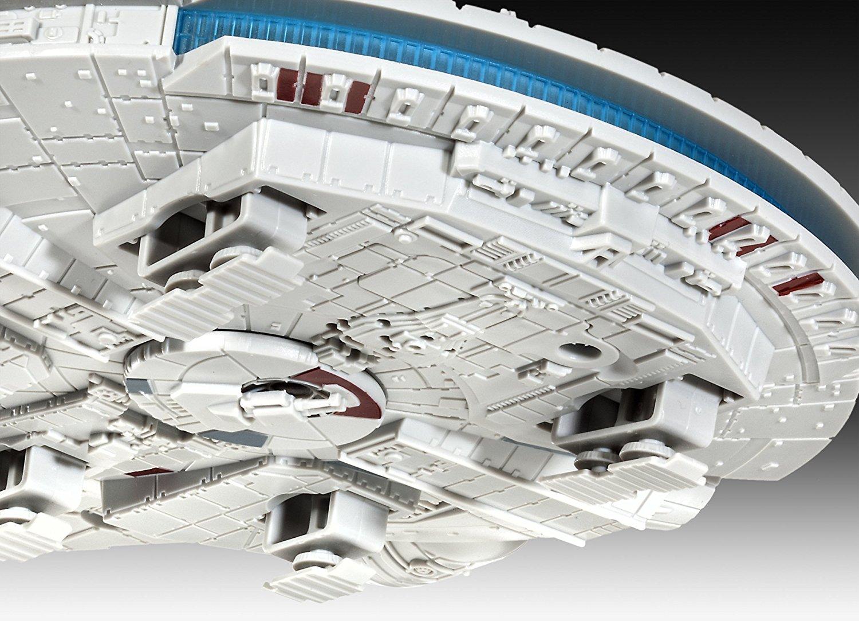 comprar star wars halcon milenario revell 06752