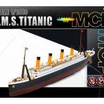 titanic academy maqueta