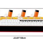 maqueta titanic cobi lego