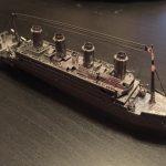 metal earth titanic maqueta