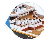 maqueta titanic puzzle amazon