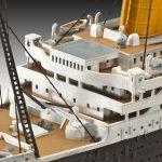 revell titanic escala