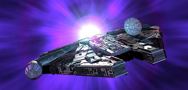 maquetas star wars baratas