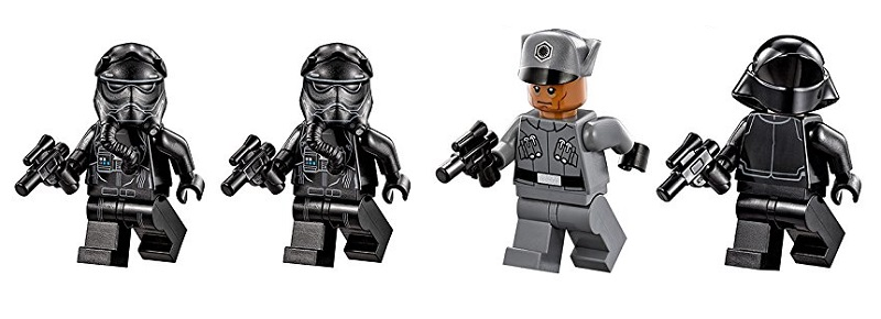 LEGO 75101 Star Wars figuras