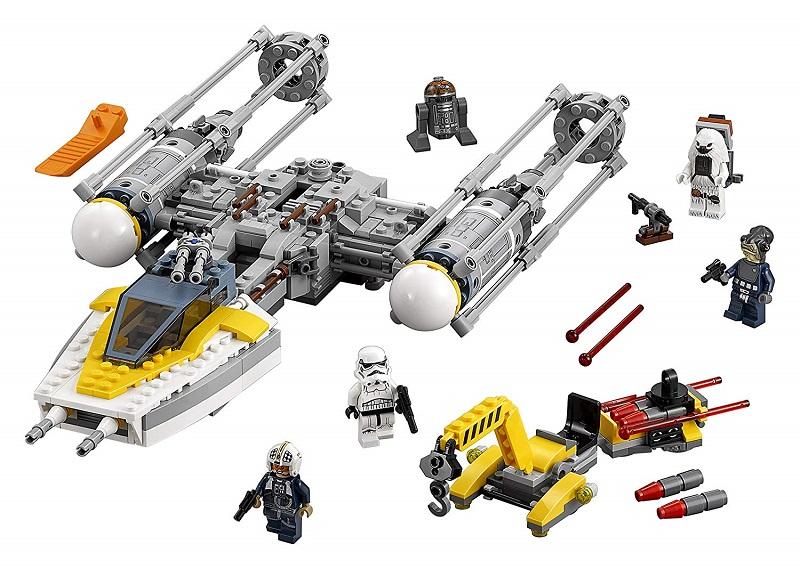 LEGO Star Wars 75172 precio y wing
