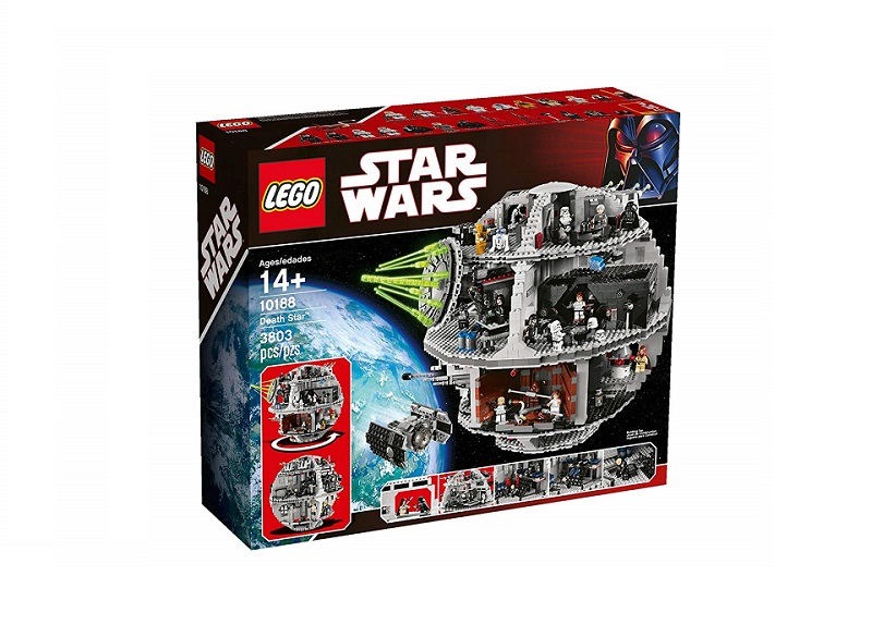 LEGO Star Wars - Death Star (10188) 3