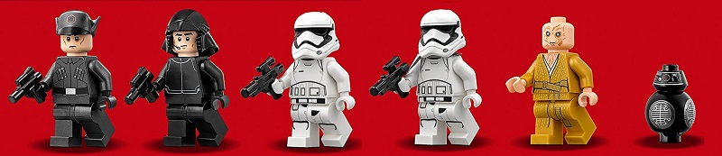 lego star wars destroyer figuras