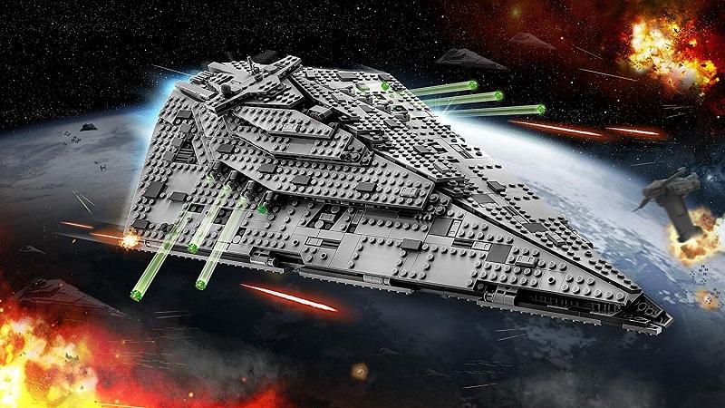 maqueta destructor imperial barata