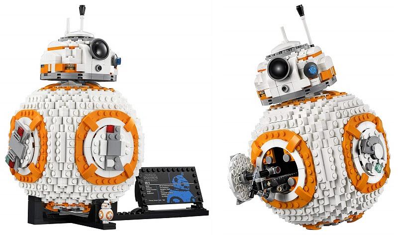 LEGO Star Wars bb8 barato oferta