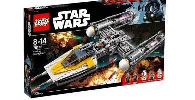 LEGO Star Wars Y Wing Starfighter 75172