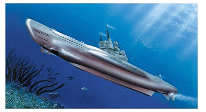 maquetas submarinos